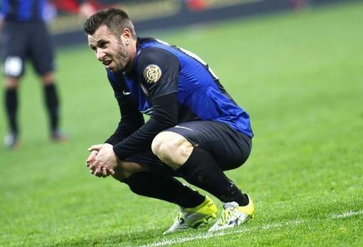 A.Cassano savo naujagimį pavadino L.Messi garbei