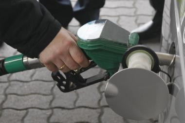 Lietuvoje benzinas - brangiausias
