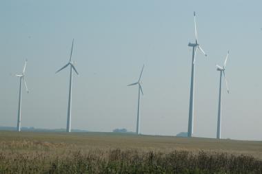 Klaipėdos rajono sąvartynuose - vėjo jėgainių parkai