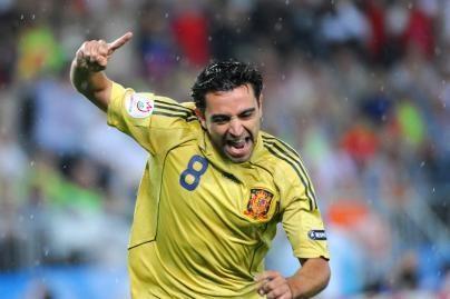 """""""Euro 2008"""": paskelbti geriausi žaidėjai"""