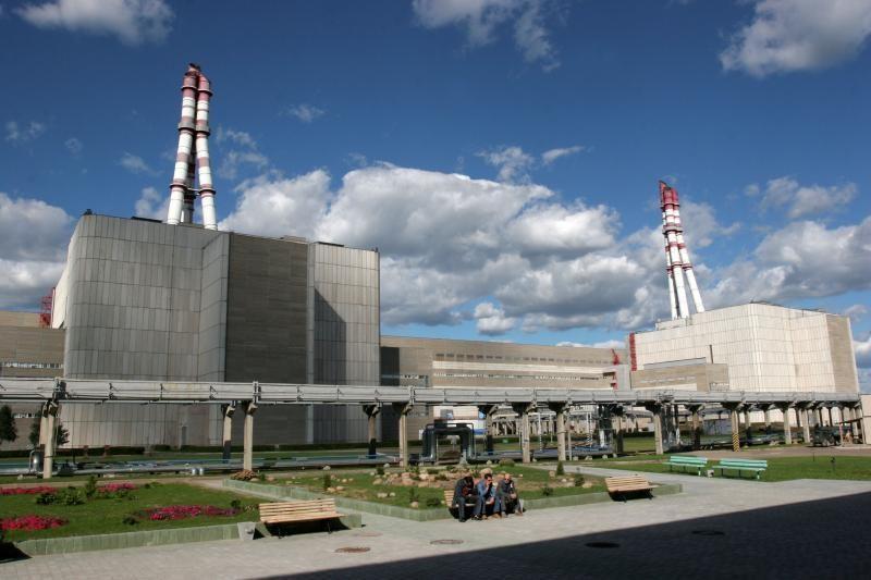 Japonijos užsienio reikalų viceministras mato pažangą VAE projekte