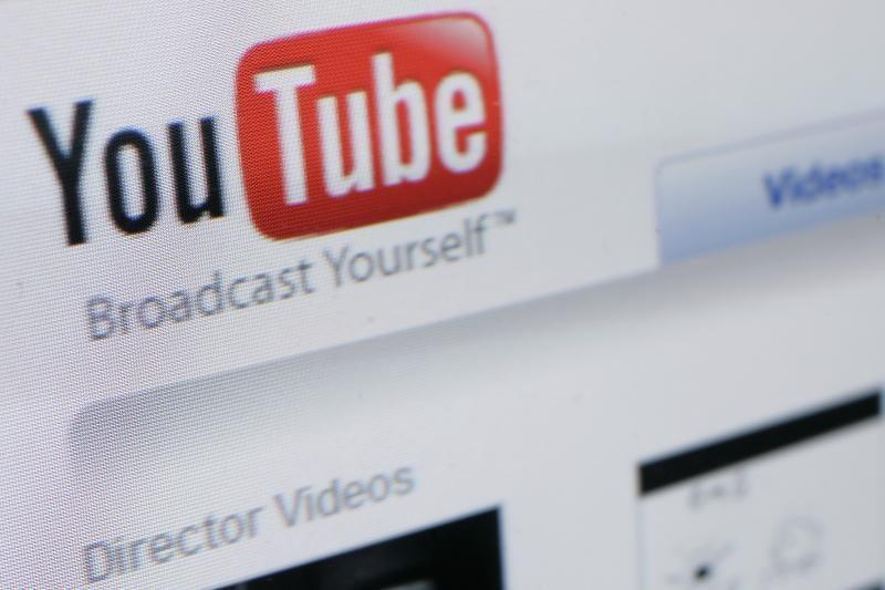 """""""YouTube"""" jau perkopė milijardą vartotojų"""
