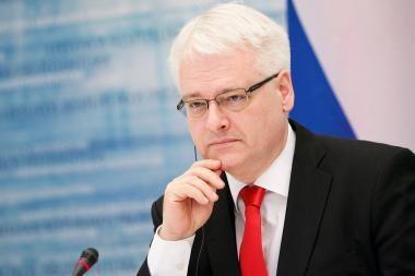 Kroatijos prezidentas: austrų kritikuojama atominė elektrinė yra saugi