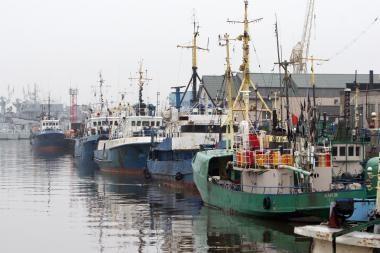 Savižudę gelbėjo muitininkai ir žvejai