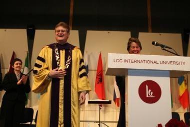 LCC tarptautinis universitetas ieškos naujo rektoriaus