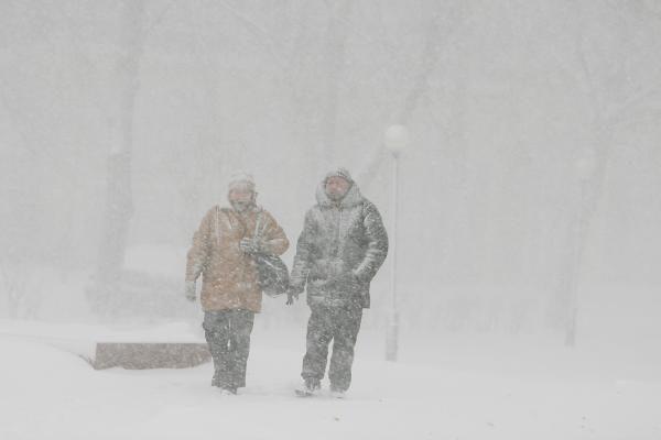 Sinoptikai: sniego vakarų Lietuvoje šiemet gerokai daugiau nei įprasta