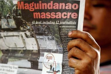 Filipinų vyriausybė pasiuntė daugiau karių į žudynių vietą Mindanao saloje