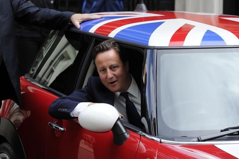 """Britams """"Mini"""" - didingiausias visų laikų jų šalies automobilis"""