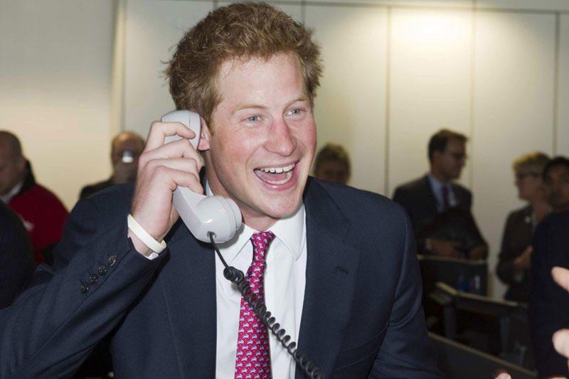 Britų laikraščiai nespausdina nuogo princo Harry nuotraukų