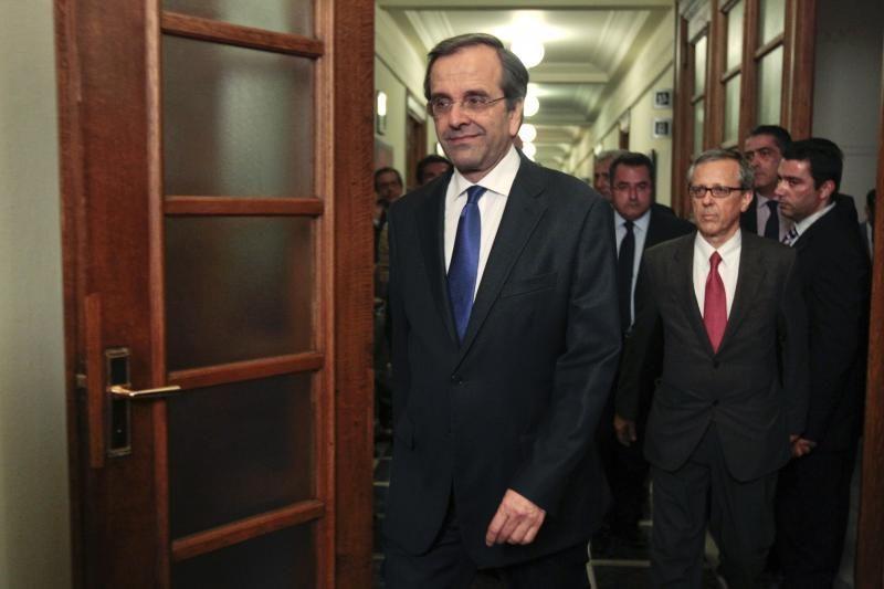 Naujajam Graikijos premjerui A.Samarui atlikta akies operacija