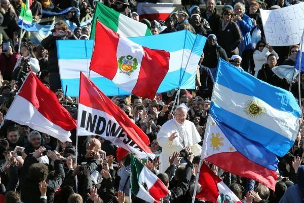 Popiežius ragina plėsti dialogą su islamu ir Kinija