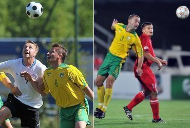 Prieš Estiją žais antroji Lietuvos rinktinės sudėtis