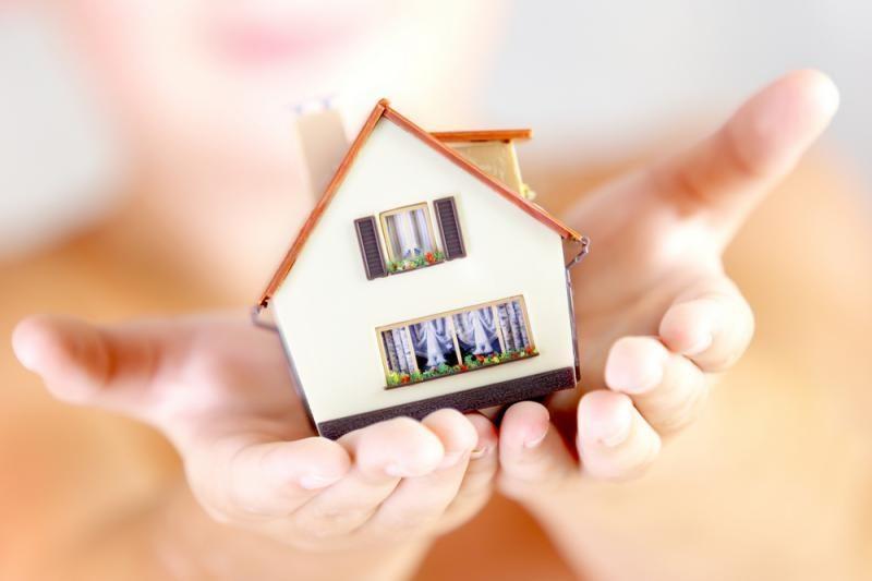 Sparčiai auganti infliacija mažina būsto kainas