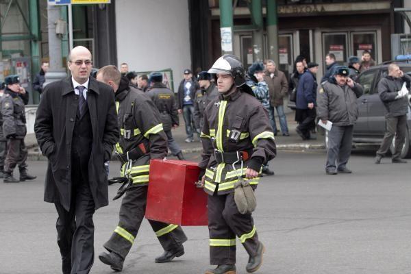 Vienas Maskvos metro sprogdinimų organizatorius gali būti nukautas