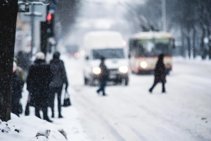 Sniegas nesitrauks iki penktadienio, laikysis šalčiai