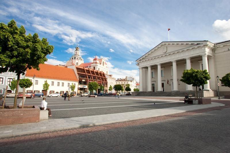 Naujais maršrutais Vilniaus senamiestyje naudotis neskuba