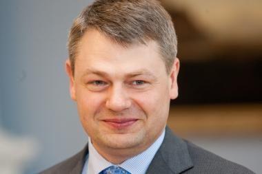 N.Udrėnas: svarbiausia Lietuvos užduotis - didinti energijos vartojimo efektyvumą