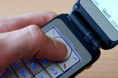 Ignalinoje – kova dėl teisės vadintis greičiausiai SMS žinutes rašančiu moksleiviu