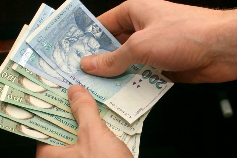 Kovo 11-osios akto signataras: renta buvo paskirta už riziką