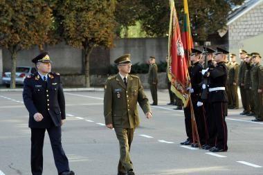 Lietuvai prisiekė 42 kariūnai