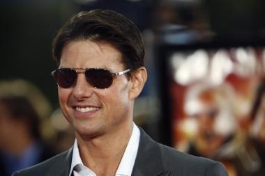 """T.Cruise'as vaidins filme """"Misija neįmanoma 4"""""""