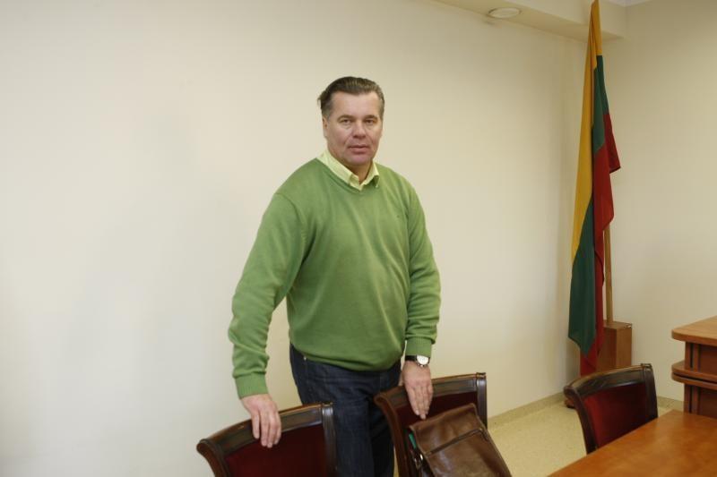 Buvęs Klaipėdos Sporto skyriaus vadovas pralaimėjo kovą su savivaldybe