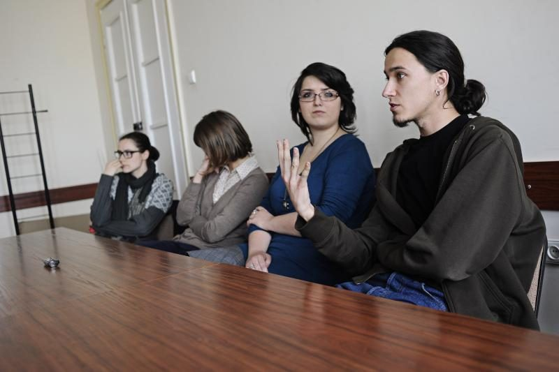 Jaunieji kritikai: ar reikalingas teatras?