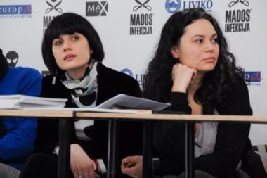 """Vilniuje plinta """"Mados infekcija"""" (programa)"""