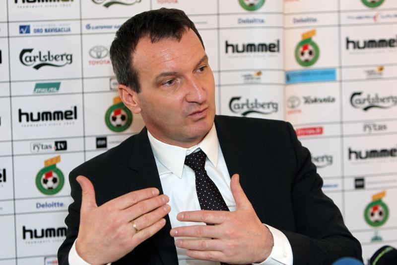 Lietuvos futbolo rinktinė didžiausią dėmesį skiria taktikai