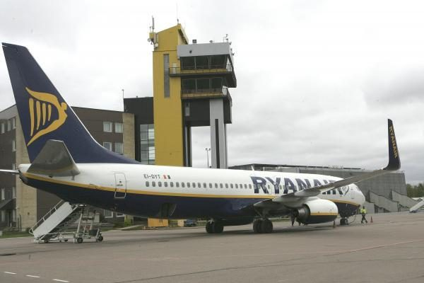 Kauno oro uostas priverstas skolintis 4,5 milijono litų