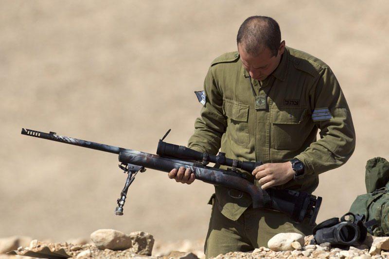 """Gazos Ruože per Izraelio smūgį žuvo """"Hamas"""" operacijų vadas"""