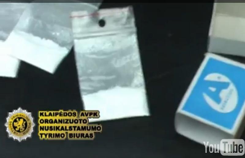 Didelį kiekį heroino klaipėdiečiai slėpė bendrabučio virtuvėje