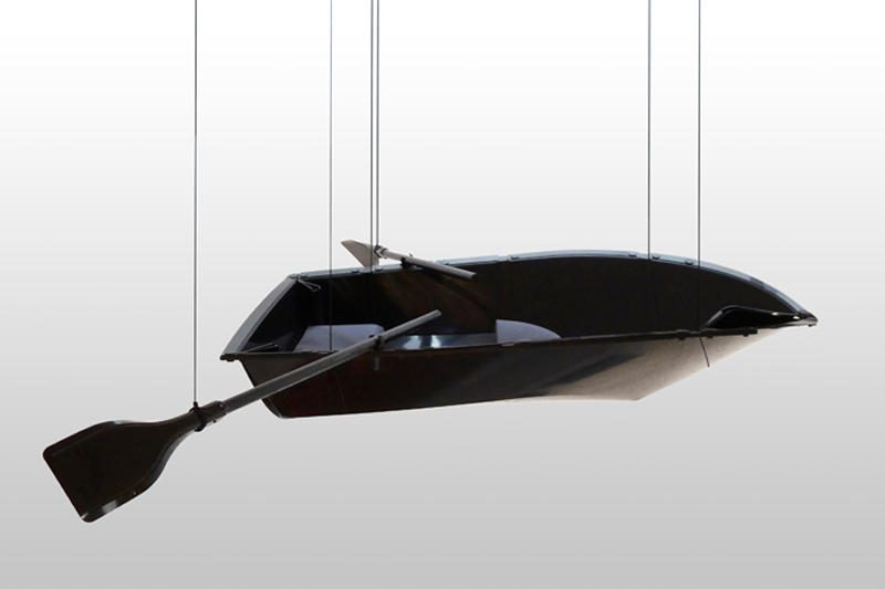 Origami valtis: telpa kuprinėje, o surenkama per 2 min.