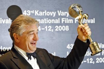 De Niro ir Al Pacino duetas vėl džiugins kino gerbėjus