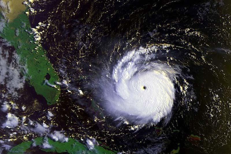 """Uraganas """"Katia"""" trečiadienį pasieks Lietuvą"""