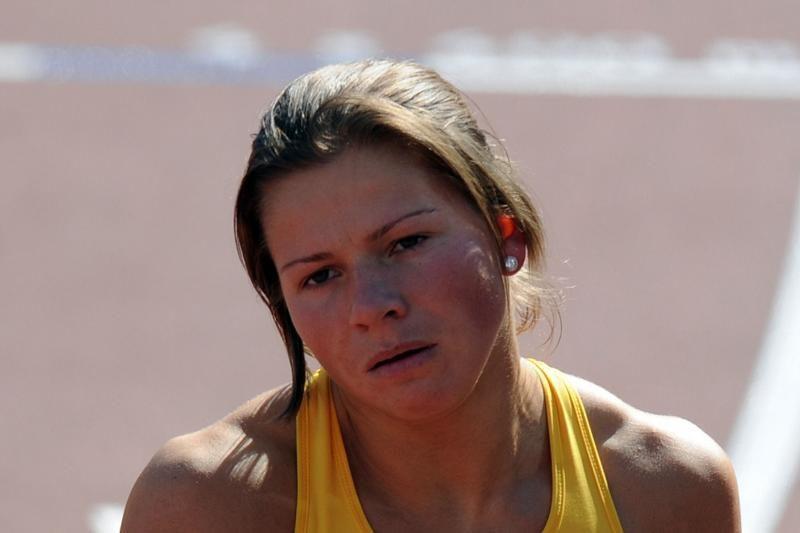 L.Grinčikaitė pagerino Lietuvos rekordą ir pateko į pusfinalį