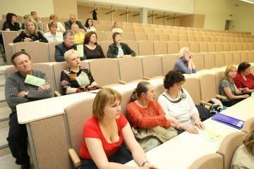 Dėstytojai taip pat prakalbo apie streiką