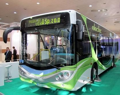 """Lietuviškas elektrinis autobusas """"LBus CS10E"""" - iš arčiau (foto)"""