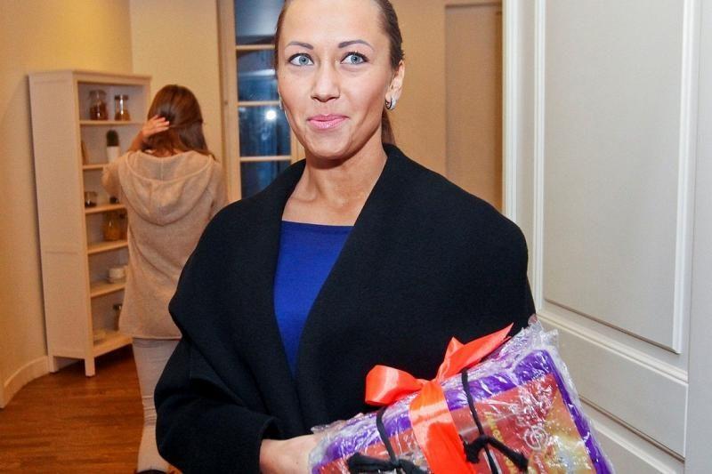 V. Gordijevskaja nupirko 400 vaikiškų pėdkelnių