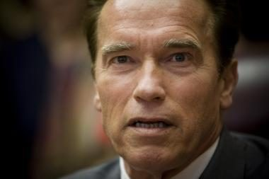 Niekam nerūpi, kad rūkai marihuaną, sako Schwarzeneggeris