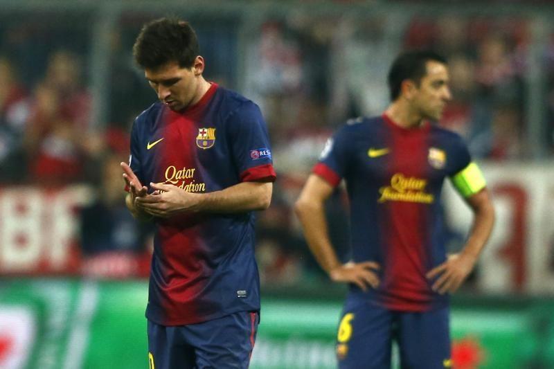 """""""Barcelona"""" skundžiasi, kad du įvarčiai neturėjo būti įskaityti"""