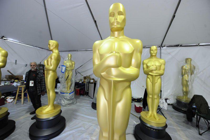 """Aukcione 15 """"Oskarų"""" statulėlių parduotos už 3 mln. dolerių"""