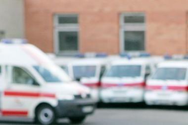 Vilniaus greitosios pagalbos medikai: ligonių kasa trikdo darbą