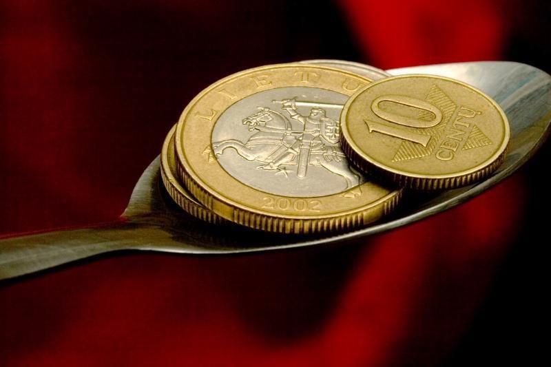 Lietuvos bankas mažina priemonių bankų likvidumui valdyti apimtis
