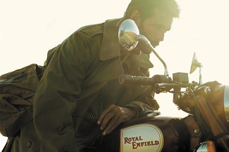"""Lietuvoje pradedama prekyba legendiniais motociklais """"Royal Enfield"""""""