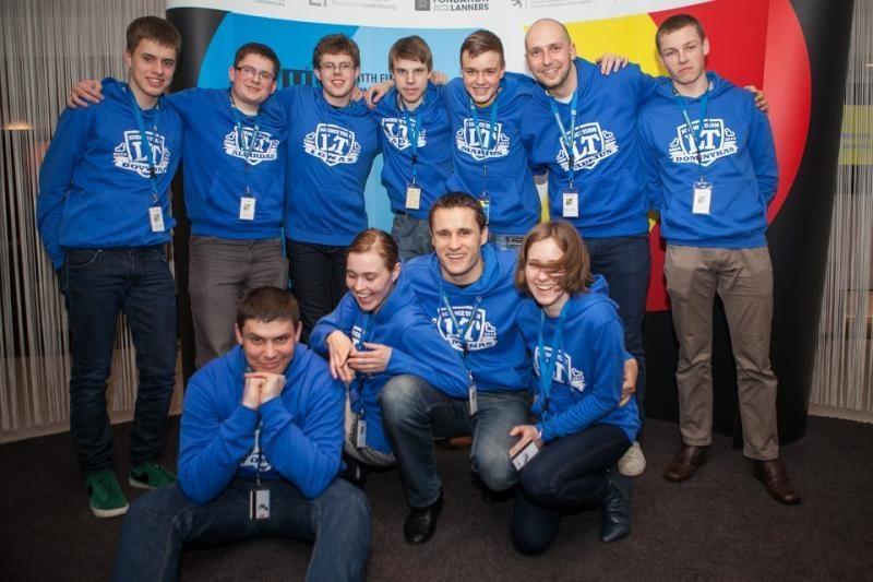 Iš ES gamtos mokslų olimpiados lietuviai parsivežė sidabrą