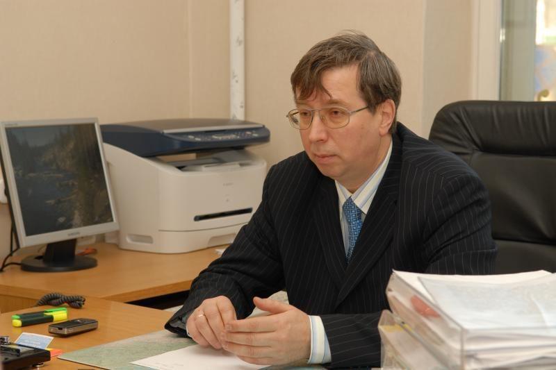Advokatas O.Martinkus už greičio viršijimą nubaustas 26-tą kartą