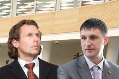 Seimas KT prašo išaiškinti, ar A.Sacharukas ir L.Karalius pažeidė Konstituciją