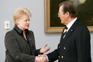 Agentas 007: Lietuva duoda net daugiau, nei gali