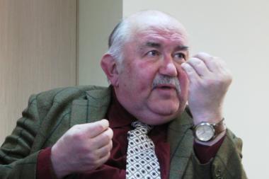 Maestro D.Katkus padavė į teismą vicemerą V.Martikonį